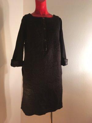Viktor&Rolf Wollen jurk zwart