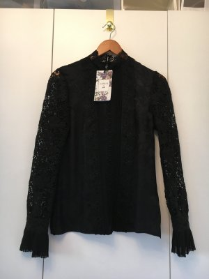 Erdem Silk Blouse black