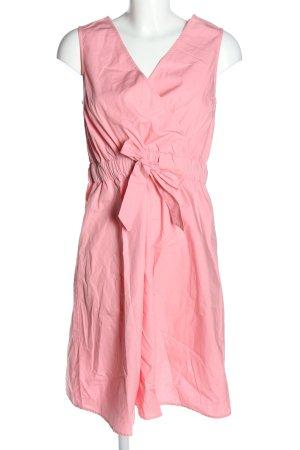 Vila A-Linien Kleid pink Casual-Look