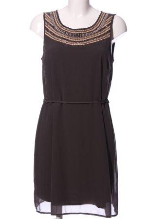 Vila A-Linien Kleid mehrfarbig Casual-Look