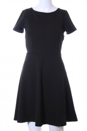 Vila A-Linien Kleid schwarz Elegant