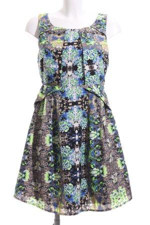 Vila A-Linien Kleid mehrfarbig Business-Look