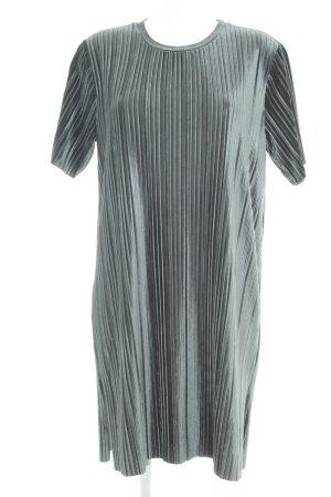 Vila A-Linien Kleid graublau Party-Look