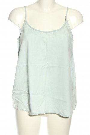 Vila A Line Top turquoise casual look