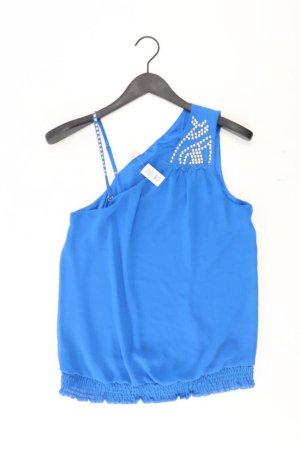 Vila Sleeveless Blouse blue-neon blue-dark blue-azure