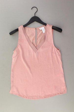 Vila Ärmellose Bluse Größe S rosa aus Polyester