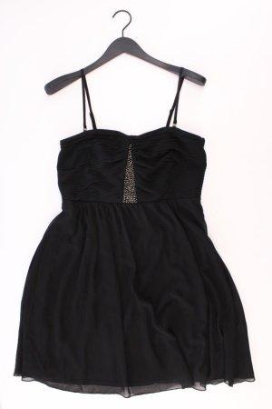 Vila Robe de soirée noir polyester