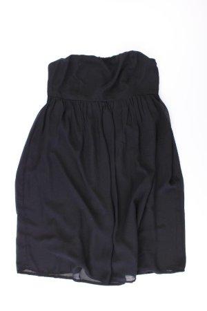 Vila Bandeau Dress black polyester
