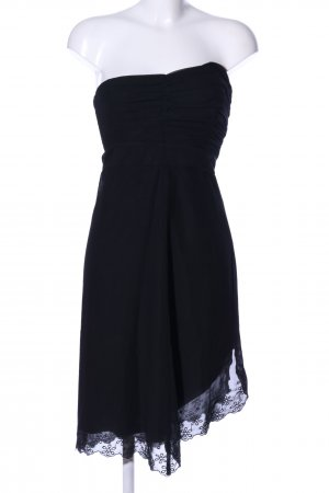 Vila Bustier Dress black elegant