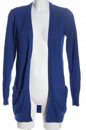 Vila Cardigan blau Casual-Look