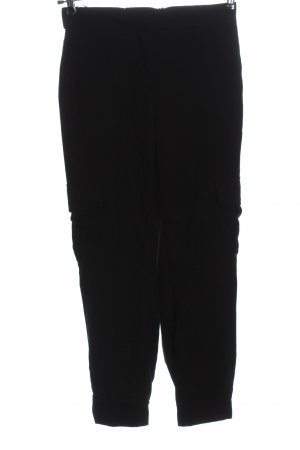 Vila Cargo Pants black casual look