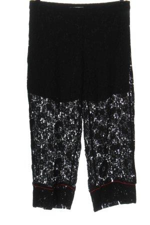 Vila Clothes 7/8-Hose schwarz Casual-Look