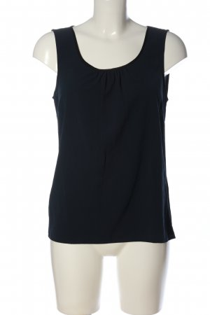 Vila Clothes A-Linien Top schwarz Casual-Look