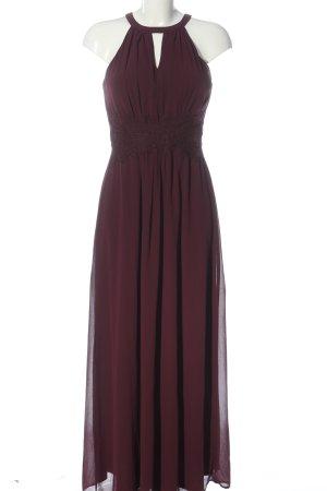 Vila Clothes Abendkleid rot Elegant