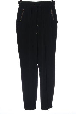 Vila Clothes Baggy Pants black casual look