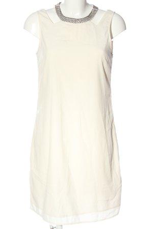 Vila Clothes Pencil Dress natural white business style