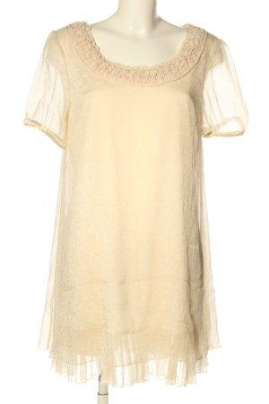 Vila Clothes Blusenkleid creme Elegant