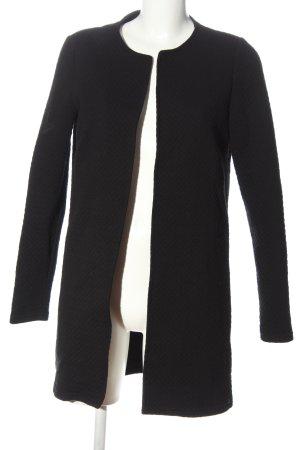 Vila Clothes Cardigan schwarz Casual-Look