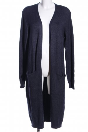 Vila Clothes Cardigan blau meliert Casual-Look