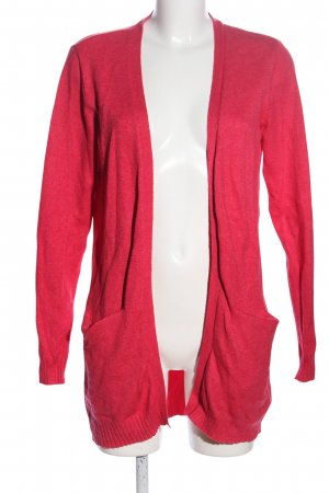 Vila Clothes Cardigan rot Casual-Look
