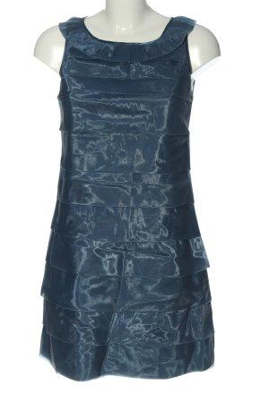 Vila Clothes Cocktailkleid blau Casual-Look