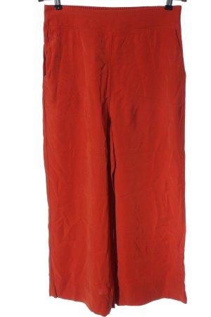 Vila Clothes Culotte rouge style décontracté