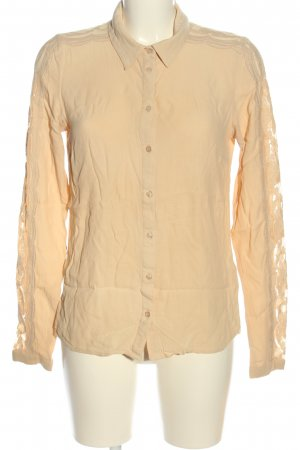 Vila Clothes Hemd-Bluse nude Casual-Look