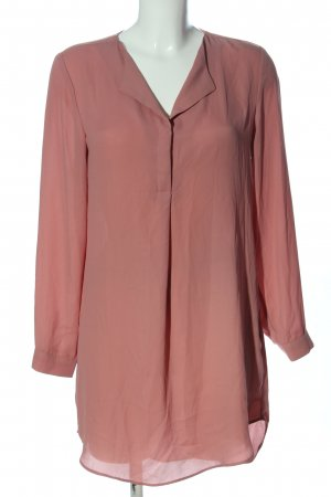Vila Clothes Hemd-Bluse pink Casual-Look