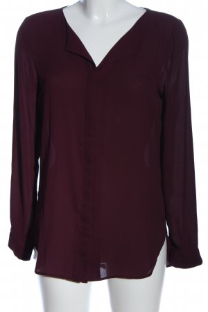 Vila Clothes Hemd-Bluse schwarz Casual-Look