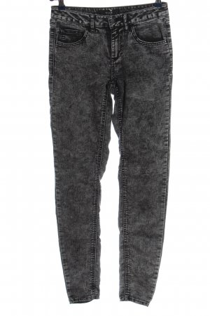 Vila Clothes Skinny Jeans hellgrau Casual-Look