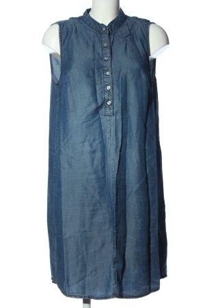 Vila Clothes Jeanskleid blau Casual-Look