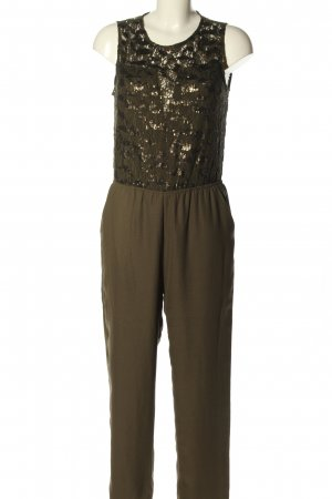 Vila Clothes Jumpsuit bronzefarben Casual-Look