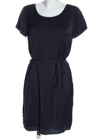 Vila Clothes Kurzarmkleid blau Elegant