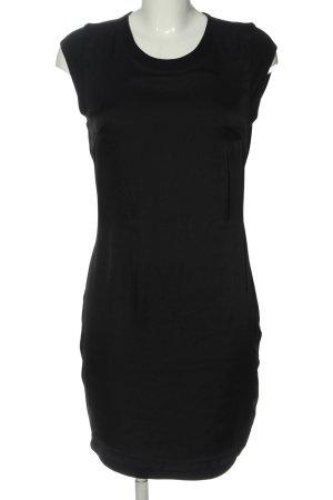 Vila Clothes Kurzarmkleid schwarz Elegant