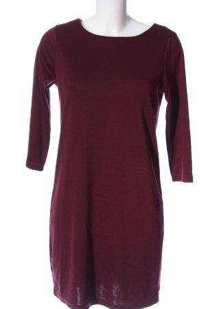 Vila Clothes Langarmkleid lila Business-Look