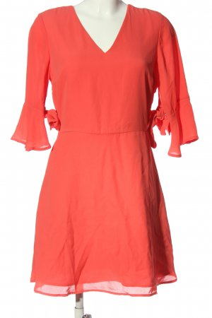 Vila Clothes Langarmkleid rot Casual-Look