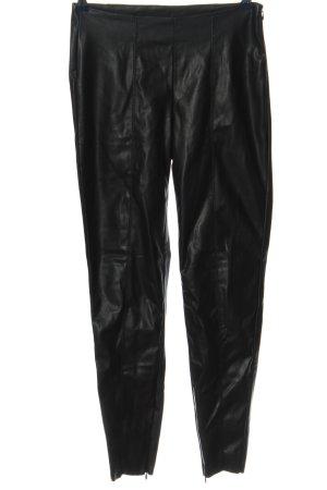 Vila Clothes Leggings schwarz Casual-Look