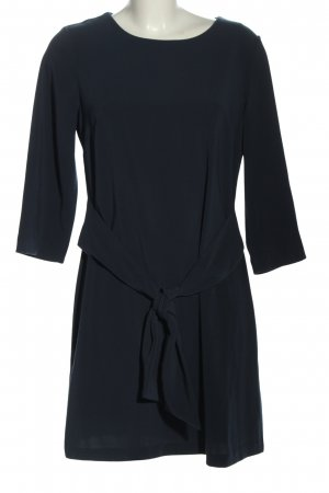 Vila Clothes Midikleid blau Business-Look