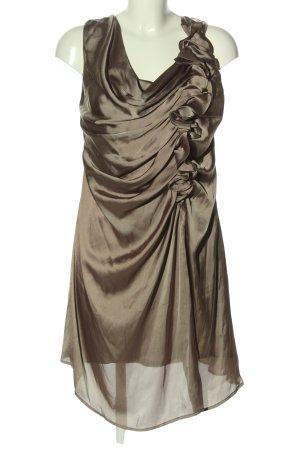 Vila Clothes Abendkleid braun Elegant