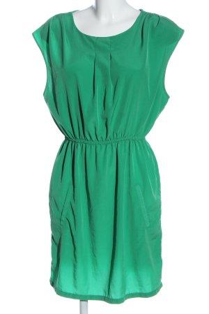 Vila Clothes Minikleid grün Casual-Look