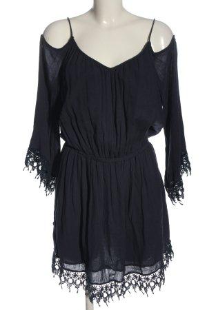 Vila Clothes Minikleid blau Elegant
