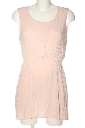 Vila Clothes Minikleid pink Casual-Look