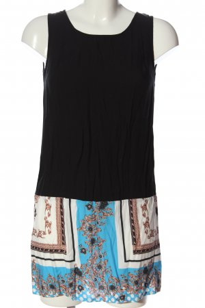 Vila Clothes Minikleid abstraktes Muster Casual-Look