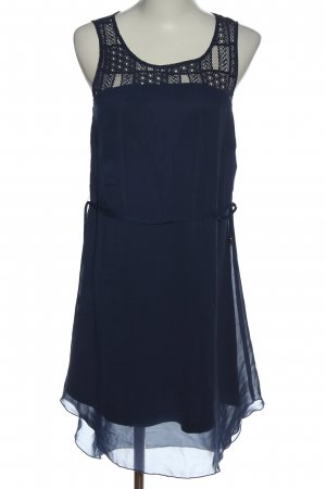 Vila Clothes Minikleid blau Casual-Look