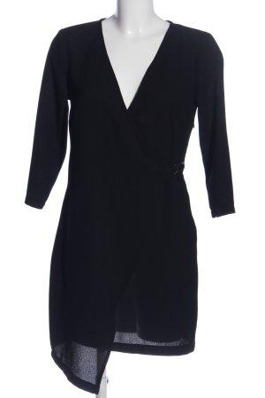 Vila Clothes Minikleid schwarz Business-Look