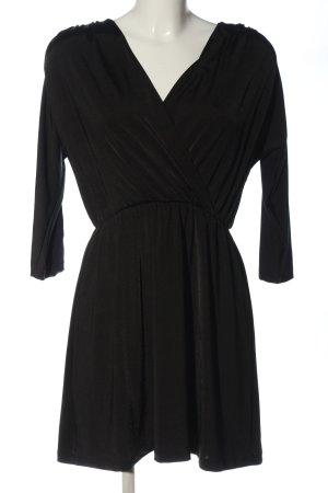 Vila Clothes Minikleid schwarz Elegant