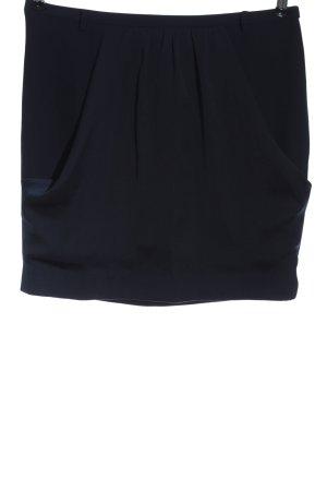 Vila Clothes Minirock schwarz Business-Look
