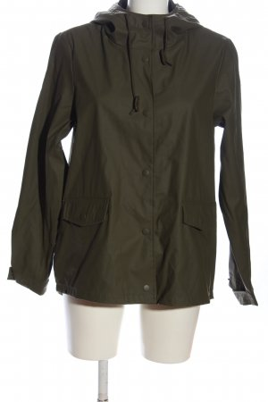 Vila Clothes Regenjacke khaki Casual-Look