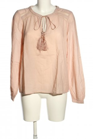 Vila Clothes Schlupf-Bluse creme Casual-Look