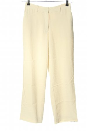 Vila Clothes Stoffhose creme Casual-Look